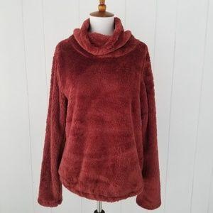 NWT Joy Lab Sherpa Pullover